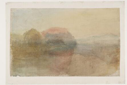 J. M. W. Turner, 'Trematon Castle, Cornwall', ca. 1828