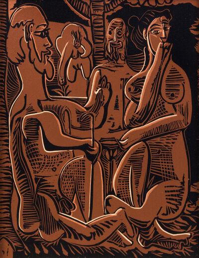 Pablo Picasso, 'Le Déjeuner sur l'Herbe', 1962