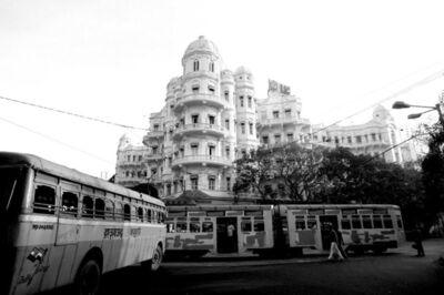 Prabir Purkayastha, ''Trams & mansion', Colonial period, Calcutta', 2013