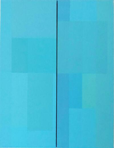 Jesús Matheus, 'Untitled (diptych)', 2016