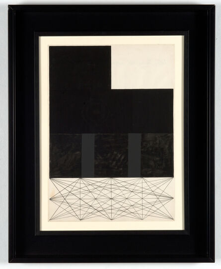 Jeffrey Steele, 'Systematic Partitions of a Rectangle', 1960