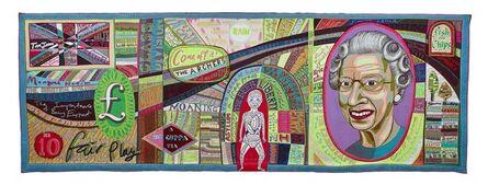 Grayson Perry, 'Comfort Blanket', 2014