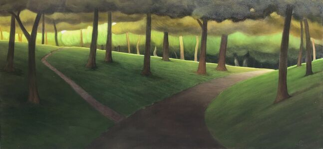 Ross Penhall, 'Dirt Path', 2001