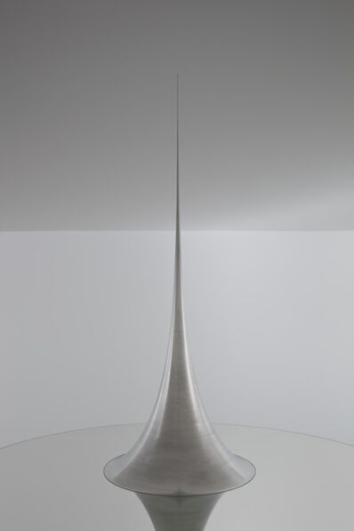 Hiroshi Sugimoto, 'Mathematical Model 006: Surface of Revolution with Constant Negative Curvature', 2006