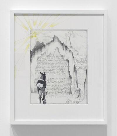 Marc Swanson, 'illuminations', 2017