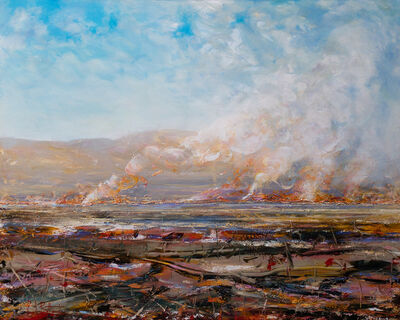 Paul Battams, 'Clearing the Land', 2020
