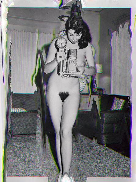 Liz Calvi, 'Girls of the Period', 2021