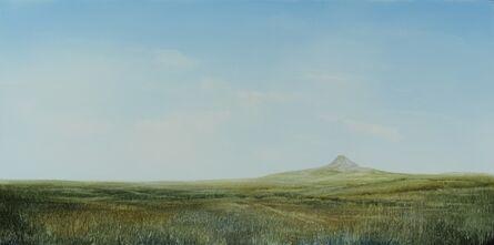 Peter Brooke, 'Haystack Prairie', 2015