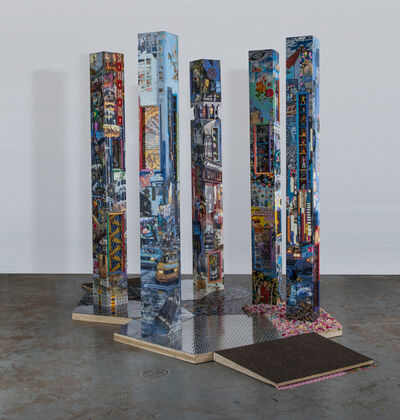 Allison Belliveau-Proulx, 'The Towers of Want', 2018