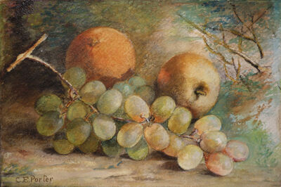 Charles Ethan Porter, 'Untitled (Still Life with Fruit)', 1887