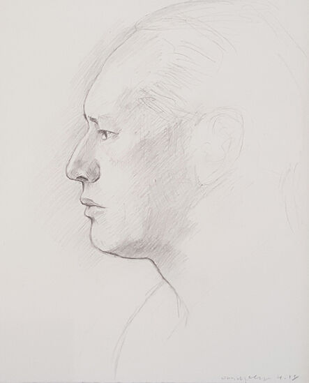 Dan McCleary, 'Wilber Urbina Profile', 2018