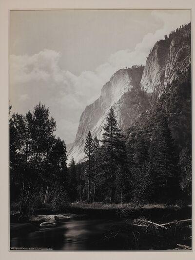 Carleton E. Watkins, 'Glacier Point, 3257 Feet, Yosemite, California', 1879