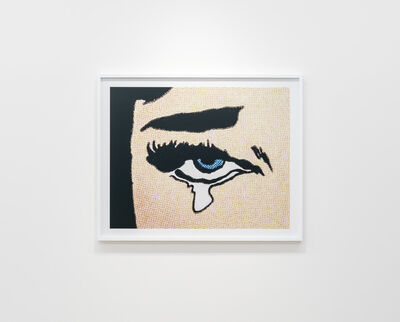 Anne Collier, 'Woman Crying (Comic) #22', 2020