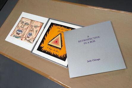 Judy Chicago, 'Retrospective in a Box ', 2009/2012