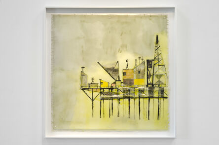 Russell Crotty, 'Pier Two', 2014