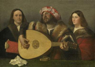 Giovanni Cariani, 'A Concert', 1518-1520