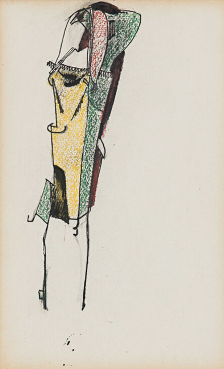 Julio González, 'Femme Bizarre', 1935