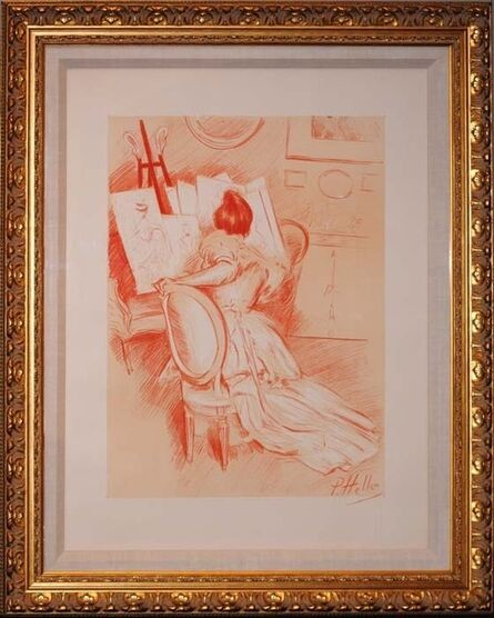 Paul César Helleu, 'Edition Sagot - Estampes & Affiches Illustrees', 1898-1900