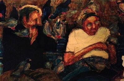 Oksana Mas, 'Tablet 2', 2012