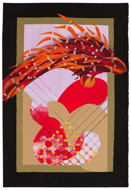 Carrie Moyer, 'Bestiary', 2020