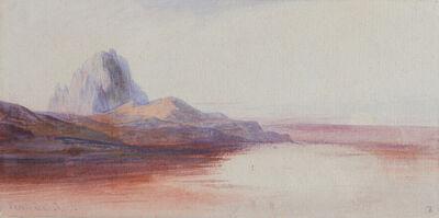 Edward Lear, 'Pentedatilo, Calabria', ca. 1870
