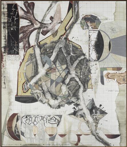 Jitish Kallat, 'Palindrome/Anagram Painting', 2017-2018