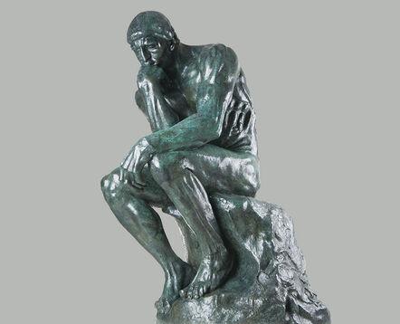 Auguste Rodin, 'El Pensador | The Thinker', ca. 1880