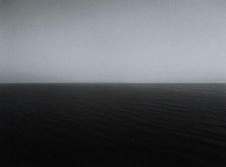 Hiroshi Sugimoto, 'Pacific Ocean - Oregon', 1991
