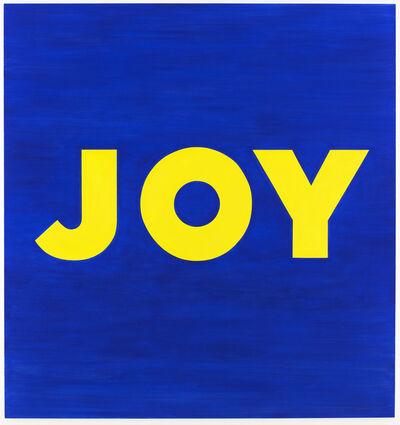 Deborah Kass, 'JOY', 2013