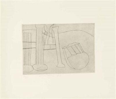 Ben Nicholson, 'Palaestra ', 1966