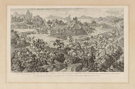 Isidore-Stanislaus-Henri Helman, 'Lau-Ti envoy' par l'empereur pour installer Amow-Sana... (plate II)', 1783