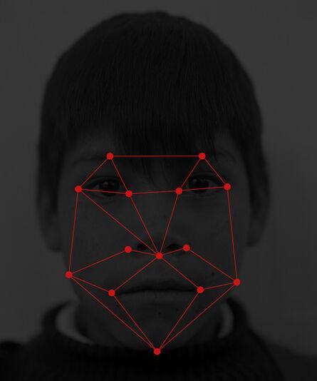 Milagros de la Torre, 'Systems and Constellations (Boy #1)', 2012