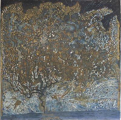Tohko Izumi, 'Apple tree at dawn', 2021