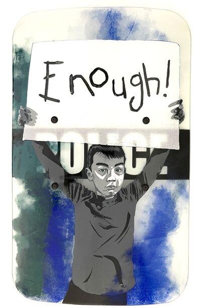 Joseph Ivacic, 'Enough!', 2021