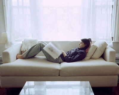 Jessica Todd Harper, 'Becky in the Living Room', 2003