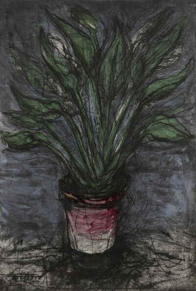 Jim Dine, 'A Well Painted Strelitzia (D'O & F. 73)', 1980
