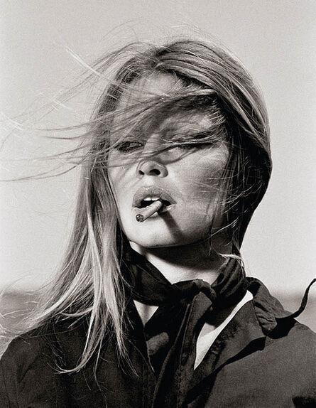 Terry O'Neill, 'Brigitte Bardot Cigar (Co-Signed Terry O'Neill and Brigitte Bardot)', 1971