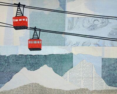 William Steiger, 'Aerial Tramways', 2018