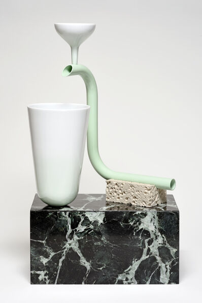 Arthur Hoffner, 'Fontaine à l'entonnoir (Fountain with funnel)', 2019
