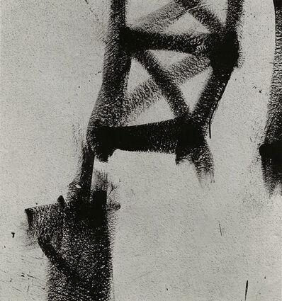 Aaron Siskind, 'Jalapa 24 (Homage to Franz Kline)', 1973