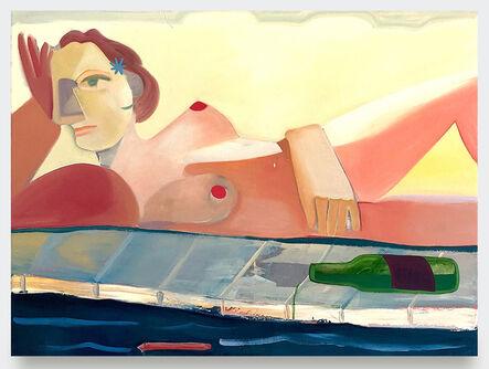 Danielle Orchard, 'Dock At Louisiana', 2019