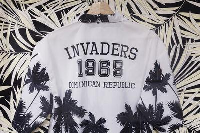 Joiri Minaya, 'I can wear tropical print now #1 (INVADERS)', 2018