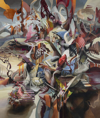 Oliver Vernon, 'Sink or swim', 2021