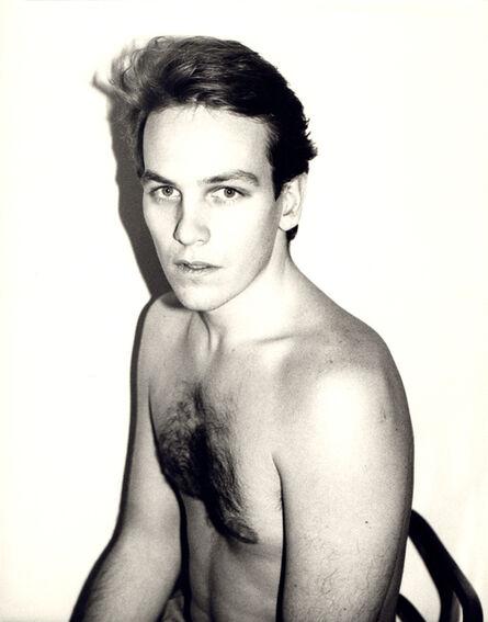 Andy Warhol, 'Andy Warhol, Photograph of Ulrik Trojaborg, 1986', 1986