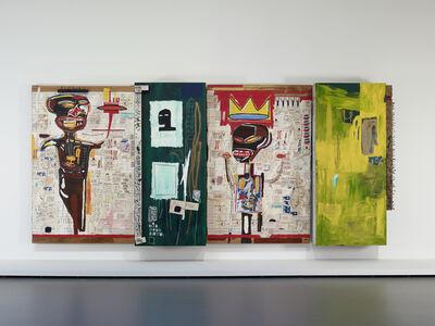 Jean-Michel Basquiat, 'Grillo', 1984