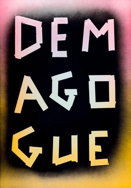 Marc Bijl, 'Demagogue', 2015