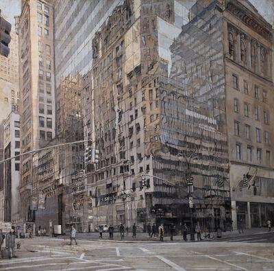 Patrick Pietropoli, 'NY, 5th Ave and 48th St', 2015