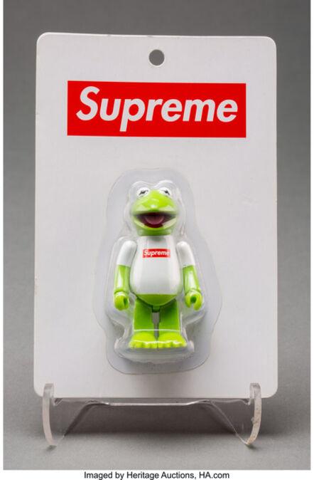 Supreme X Jim Henson's Muppets, 'Kermit the Frog', 2008