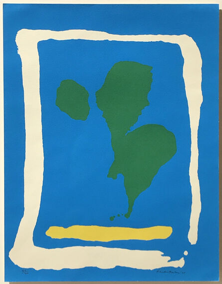 Helen Frankenthaler, 'Air Frame', 1965