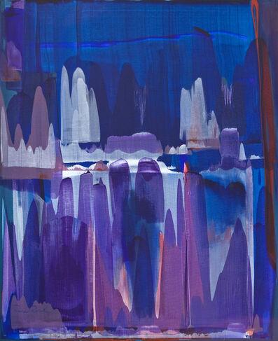 Rana Raouda, 'Reverie sur l'Aiguille du Midi', 2007